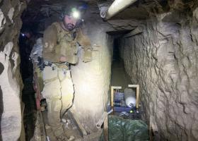 Μεξικό: Σήραγγα-μαμούθ 1,3 χλμ για «ντελίβερι» ναρκωτικών - Με ανελκυστήρα και... εξαερισμό! (Photos+Videos) - Κεντρική Εικόνα