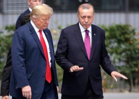 Λάβρος Ερντογάν κατά ΗΠΑ: Θα αναζητήσουμε νέους συμμάχους - Κεντρική Εικόνα