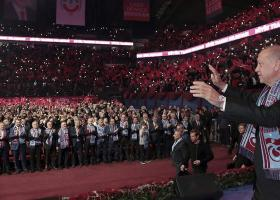 Επιμένει ο Ερντογάν: Τζαμί η Αγία Σοφία μετά τις εκλογές (video) - Κεντρική Εικόνα