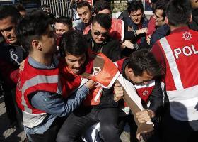 Επεισόδια και συλλήψεις στην Κωνσταντινούπολη για την Εργατική Πρωτομαγιά - Κεντρική Εικόνα