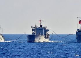 Ανατ. Μεσόγειος: Κλιμάκωση έντασης, δεκάδες πολεμικά πλοία στην περιοχή - Σε ετοιμότητα οι Ένοπλες Δυνάμεις - Κεντρική Εικόνα