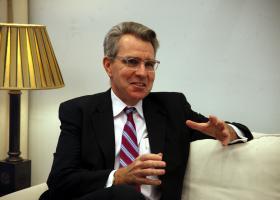 Τζ. Πάιατ: Οι σχέσεις Ελλάδας-ΗΠΑ βρίσκονται στο υψηλότερο σημείο τους - Κεντρική Εικόνα