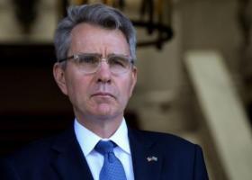 Συνάντηση αρχηγού ΓΕΕΘΑ με τον Αμερικανό πρέσβη στην Αθήνα - Κεντρική Εικόνα