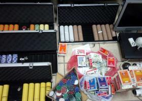 Συλλήψεις για παράνομο τζόγο στην Αττική - Κεντρική Εικόνα