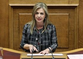 Τζούφη: Θα κατοχυρωθεί η προκήρυξη των 10.500 μόνιμων θέσεων εκπαιδευτικών - Κεντρική Εικόνα