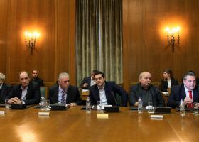 Yπουργικό συμβούλιο για τα επόμενα βήματα της κυβέρνησης - Κεντρική Εικόνα