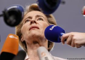 Θα καταφέρει η φον ντερ Λάιεν να φτάσει στο κορυφαίο αξίωμα της ΕΕ; - Κεντρική Εικόνα