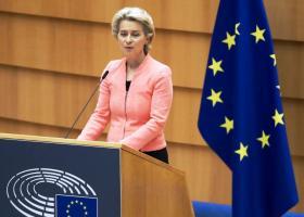 Ούρσουλα φον ντερ Λάιεν: Πλήρης αλληλεγγύη σε Ελλάδα και Κύπρο - Να σταματήσει η Τουρκία τις μονομερείς ενέργειες - Κεντρική Εικόνα