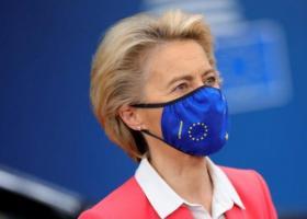 Φον ντερ Λάιεν: «Την ίδια ημέρα» η έναρξη των εμβολιασμών στις χώρες μέλη της ΕΕ - Κεντρική Εικόνα