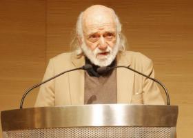 Πέθανε ο ποιητής Νάνος Βαλαωρίτης - Κεντρική Εικόνα