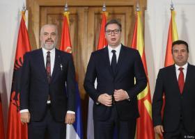 DW: Σερβία, Αλβανία και Βόρεια Μακεδονία ετοιμάζουν... «μίνι ΕΕ»; - Κεντρική Εικόνα