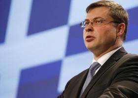 Ντομπρόβσκις: Η Ελλάδα θα ανταποκριθεί στους στόχους - Δεν θα χρειαστούν οι περικοπές συντάξεων - Κεντρική Εικόνα