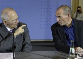 Βαρουφάκης για Σόιμπλε:Μου πρότεινε Grexit σαν time-out, με αντάλλαγμα πολλά δισ. - Κεντρική Εικόνα