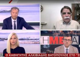 Βατόπουλος: Μπορεί να την πάθουμε όπως η Σερβία - Να τεθεί θέμα απαγόρευσης των πανηγυριών - Κεντρική Εικόνα