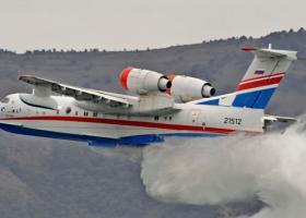 Όταν οι Ρώσοι μας έστελναν γιγάντια πυροσβεστικά αεροπλάνα (photos+video) - Κεντρική Εικόνα