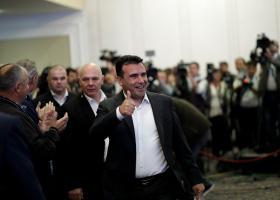 Συνεχίζει να κάνει λόγο για «Μακεδονία» ο Ζάεφ - Κεντρική Εικόνα
