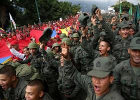 Βενεζουέλα: Η αντιπολίτευση προειδοποιεί τον στρατό να μην εμποδίσει την ξένη ανθρωπιστική βοήθεια - Κεντρική Εικόνα