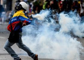 Η Μόσχα προειδοποιεί την Ουάσινγκτον ενάντια σε οποιαδήποτε ανάμιξη στην Βενεζουέλα - Κεντρική Εικόνα