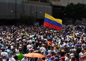 Βενεζουέλα: Νέος γύρος διαπραγματεύσεων μεταξύ κυβέρνησης και αντιπολίτευσης - Κεντρική Εικόνα
