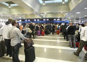 «Απογείωση» της επιβατικής κίνησης στο «Ελ. Βενιζέλος» τον Αύγουστο - Κεντρική Εικόνα