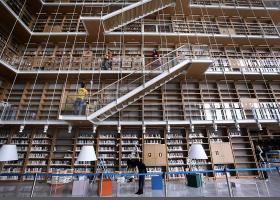Διευρυμένο ωράριο στην Εθνική Βιβλιοθήκη - Κεντρική Εικόνα