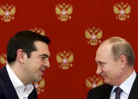 Συνάντηση Τσίπρα-Πούτιν με ζητούμενο την πλήρη εξομάλυνση των σχέσεων των δύο χωρών - Κεντρική Εικόνα