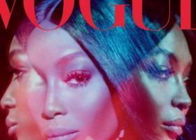 Δημοπρατείται εξώφυλλο του Vogue με τη Ναόμι Κάμπελ - Κεντρική Εικόνα