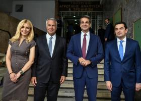 Βορίδης: Μέτρα κατά παράνομων ελληνοποιήσεων και μιμητισμού των ελληνικών προϊόντων - Κεντρική Εικόνα