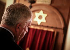 Ο Βορίδης στο Εβραϊκό Μουσείο - Έμπρακτα απέδειξε ότι δεν είναι.... αντισημίτης (photos) - Κεντρική Εικόνα