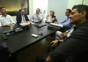 Πρώτη συνάντηση της ομάδας εργασίας για τον Βοτανικό - Κεντρική Εικόνα