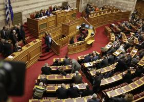 Ομόφωνα ψηφίστηκε η αναστολή αύξησης του ΦΠΑ σε νησιά  - Κεντρική Εικόνα
