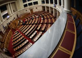 Διαβιβάστηκε στη Βουλή η κατάθεση του «μεσάζοντα» για το αμυντικό υλικό στη Σ. Αραβία - Κεντρική Εικόνα