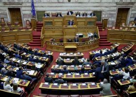 Προανακριτική για τον Δ. Παπαγγελόπουλο με 173 ψήφους υπέρ και 83 κατά - Κεντρική Εικόνα