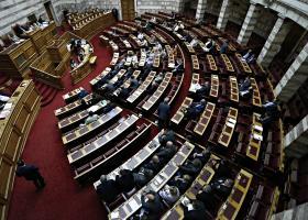 Η διαδικασία για την ψήφο εμπιστοσύνης - Τι προβλέπει το Σύνταγμα - Κεντρική Εικόνα