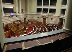 Συνεδριάζει τη Δευτέρα η Επιτροπή Κανονισμού της Βουλής για τη διάσωση Καμμένου - Κεντρική Εικόνα