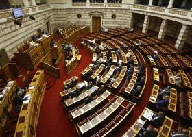 Ξεκινά το απόγευμα στην Ολομέλεια η συζήτηση του προϋπολογισμού του 2017 - Κεντρική Εικόνα