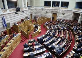 Βουλή: Συνεχίζεται η συζήτηση του νομοσχεδίου για το νέο ασφαλιστικό - Την Πέμπτη η ψηφοφορία - Κεντρική Εικόνα