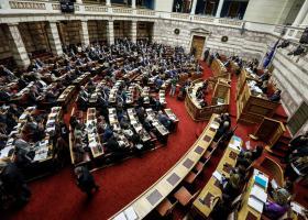 Στη Βουλή η αύξηση των πιστώσεων κατά 5 δισ ευρώ του τακτικού προϋπολογισμού - Κεντρική Εικόνα