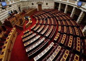 Βουλή: Υπερψηφίστηκε από ΣΥΡΙΖΑ και ΑΝΕΛ το νομοσχέδιο για τα πανεπιστήμια Ιωαννίνων και Ιονίου - Κεντρική Εικόνα
