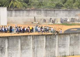 Βραζιλία: Αίσιο τέλος στην ομηρία σωφρονιστικών υπαλλήλων  - Κεντρική Εικόνα