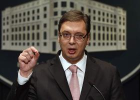 Τη στήριξη της ευρωπαϊκής προοπτικής της Σερβίας ζήτησε ο Βούτσιτς - Κεντρική Εικόνα