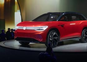 ID. Roomzz: Το νέο ηλεκτρικό SUV της Volkswagen (photos) - Κεντρική Εικόνα