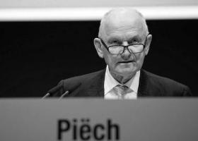Πέθανε ο πατριάρχης της Volkswagen Φέρντιναντ Πιέχ - Κεντρική Εικόνα