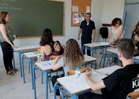 Την Παρασκευή ανακοινώνονται οι βαθμολογίες των Πανελλαδικών Εξετάσεων - Κεντρική Εικόνα