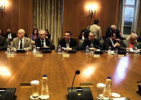 Συνεδρίαση του υπουργικού συμβουλίου - Κεντρική Εικόνα