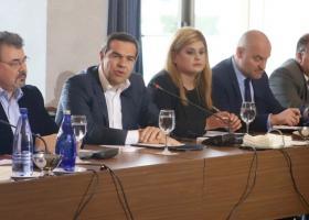 Τσίπρας σε επιχειρηματίες: Αδράξτε τις ευκαιρίες από τη Συμφωνία των Πρεσπών - Κεντρική Εικόνα