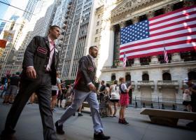 Με κέρδη έκλεισε το χρηματιστήριο της Wall Street - Κεντρική Εικόνα