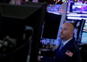 Στο «κόκκινο» η Wall Street - Κεντρική Εικόνα