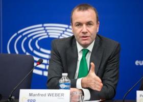 Βέμπερ: Το Ευρωπαϊκό Κοινοβούλιο θα έπρεπε να επιλέξει μία έδρα - Κεντρική Εικόνα