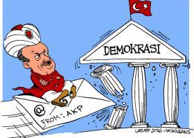 Καλό το Skype για τον Ερντογάν, αλλά... όχι και το Wikileaks! - Κεντρική Εικόνα